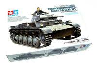 Tamiya Military Model 1/35 German Panzerkampfwagen II Scale Hobby 35292