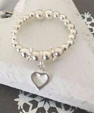 Handmade Heart Costume Rings