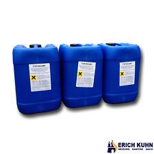 60 l Tyfocor Soleflüssigkeit Frostschutzmittel Ethylenglykol Solefluid 3 x 23 kg
