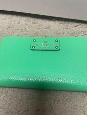 NWT Kate Spade Leather Zip Around Wallet