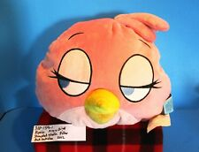 Rovio Angry Birds Sling Shot Stella Pillow 2012 plush(310-159-1)