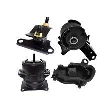 Transmission Motor Mounts Front Right Rear Set Kit 3.5 L For Honda Odyssey