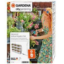 Gardena 13156-20 NatureUp! Bewässerungsset Vertikal Wasserhahn NEU