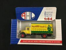 Mayflower Aero AHL MACK CJ Moving Van American Highway Legend Brand New in Box
