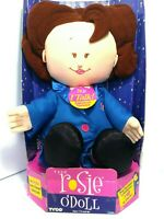 Rosie O'Donnell Doll TALKING Celebrity Voice 1997 Tyco NEW - FREE LOCAL PICK UP