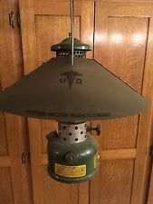 One coleman lantern shade aka: REFLECTOR LIGHT, GAS LANTERN