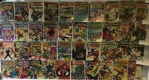Marvel Team-Up Run Lot #99-149 VF Missing Issues In Description Marvel Comics