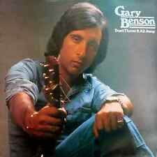 Gary Benson-No tirar todo lejos (LP) (en muy buena condición +/en muy buena condición +)