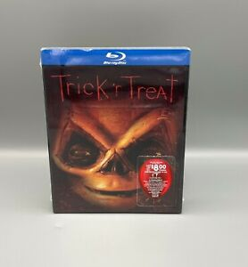 Trick 'R Treat (Blu-Ray Disc, 2019) With Lenticular Slipcover | Trick Or Treat