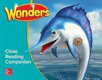 Wonders Close Reading Companion Grade 2 by McGraw Hill