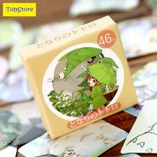 Kawaii my neighbor Totoro DIY stickers decorative scrapbooking gift soft animal