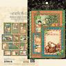 "GRAPHIC 45 ""CHRISTMAS MAGIC"" JOURNALING & EPHEMERA CARDS  SCRAPJACK'S PLACE"