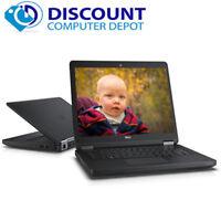 Dell E5450 Laptop PC i7-5600U Nvidia GeForce 840M Graphics 8GB 500GB Win 10 Pro