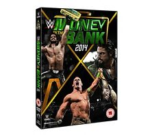 Official WWE Money in the Bank 2014 DVD