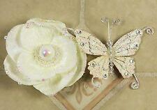 Prima Marketing Inc: Andora Flower Collection - White Pearl