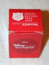 Jcpenney 2011 Disney Mickey Mouse Collectible Snowglobe