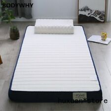 Latex and Memory Foam High-density Mattress Bed Foldable Mat Sofa Tatami New @