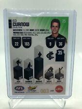 2020 AFL Footy Stars Prestige - Green Parallel - Carlton - Ed Curnow #3 *LOW*