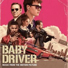 Baby Driver - Music From The Motion Picture - New Double Vinyl LP