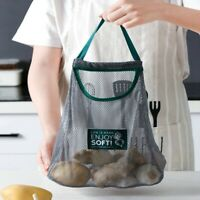 Reusable Large25*27cm Shopping Grocery Bag Supermarket Tote Net Mesh Bag Handbag