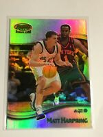 F58542  1998-99 Bowman's Best Refractors #115 Matt Harpring /400 MAGIC