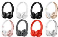 Authentic Apple Beats by Dr. Dre Solo 3 3.0 Wireless Headphones On-Ear Headband