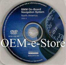 2003 BMW 760Li GPS Navigation OEM DVD Map U.S Canada Version 2004-2