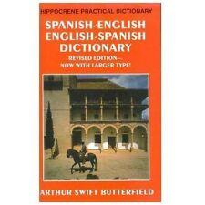 Diccionario espanol/ingles - ingles/espanol: Hippocrene Practical Dictionary
