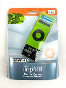 Griffin iTrip FM Transmitter for 2nd Generation iPod Nano