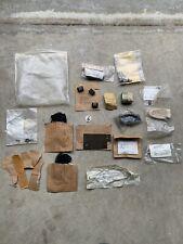 Factory Nos Parts For Vietnam War Gentex Flight Helmet Helmets Amazing Find!