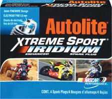 4 Autolite Iridium Spark Plugs For 2007-2020 Suzuki GSXR1000 GSXR 1000 GSX R1000