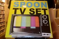 """Spoon TV Set 10"""" EP sealed vinyl RSD Black Friday Record Store Day Cramps"""