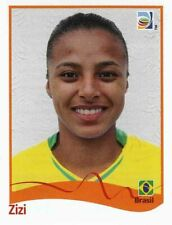 Panini WM 2011 261 Zizi Brasilien Brasil World Cup 11 Women Frauen