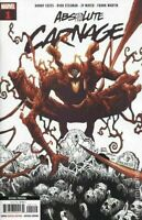 Absolute Carnage #1 Variant Marvel Comics Cates Stegman 2nd print