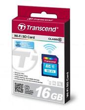 16GB Transcend Wi-Fi SD card SDHC CL10