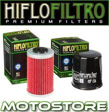 HIFLO 2 OIL FILTER SET FITS KTM 625 SMC 2004-2005