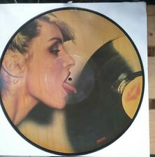 Blondie Parallel Lines Picture Disc 1978 Chrysalis