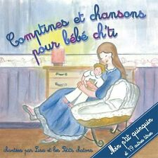 CD Comptines et chansons pour bébé ch'ti / IMPORT