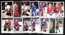 1982-83 OPC 82-83 O PEE CHEE NHL HOCKEY STICKER 1-132 SEE LIST