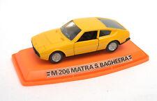 Auto Pilen (Spain) 1/43 Matra Simca Bagheera M.206 * BOXED *