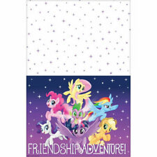 My Little Pony Friendship Adventures Plastic Tablecover One Size