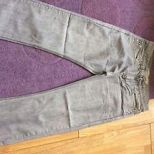 Lee Cooper Mens vintage Style Apparel  Denim Grey Jeans Size w32 L30 👖👖zipped