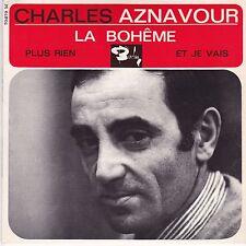 Charles Aznavour-La Boheme vinyl single
