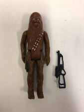 Star Wars Vintage Chewbacca Figura Kenner Hong Kong 1977