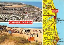 BR82559 caister on sea map cartes geographiques   uk