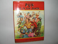 PUK E LA SUA BANDA - L.Bourliaguet [Fabbri 1957]