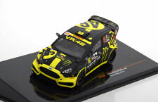 1:43 Ixo Ford Fiesta RS WRC #46, rally monza Rossi/Cassina 2014