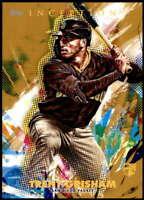 Trent Grisham 2020 Topps Inception 5x7 Gold #28 /10 Padres