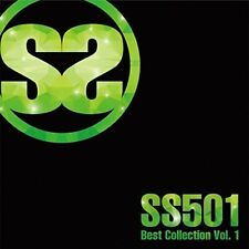 SS501 BEST COLLECTION VOL.1 2CD+DVD
