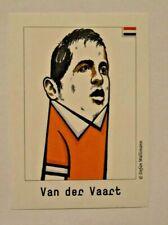 Tschutti Heftli Fußball EM 2008 Sammelsticker/Van der Vaart Niederlande ungekleb